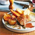 Saturday classics: Smoky tomato soup and roast of lamb recipes