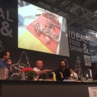 Aldo's demos cooking up a storm at the ideal home show