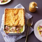 Gluten-free recipes: Chicken and chorizo pie and chocolate mousse tart