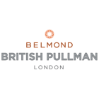 British Pullman hosted by Aldo Zilli