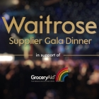Aldo helps support Waitrose and Grocery Aid