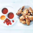 Party food made easy: Chicken wings and sausage rolls for New Year's Eve