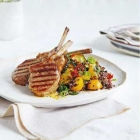 Inspiring and simple: Lamb cutlets and mascarpone cream recipes for Easter
